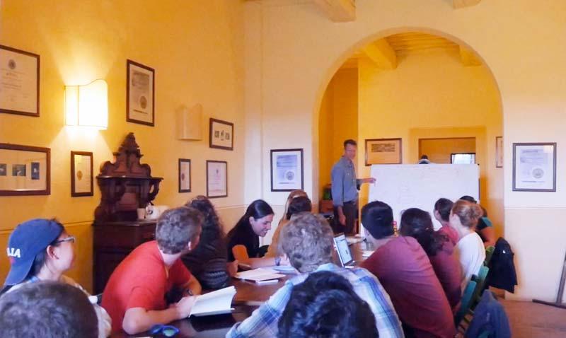 Colorado College Abroad Program